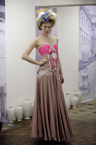 On Aura Tout Spring 2009 Haute Couture
