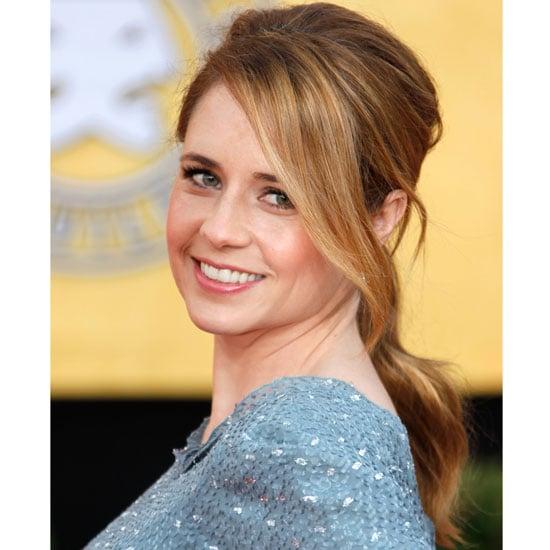 Get Jenna Fischer's 2011 SAG Awards Hairstyle