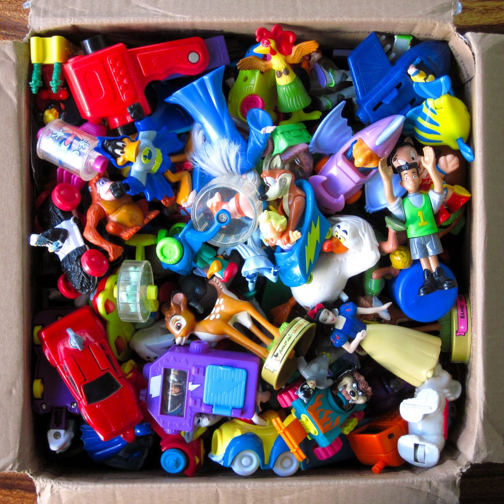 Spring Cleaning! Sort Through Old Toys and Plan a Garage Sale