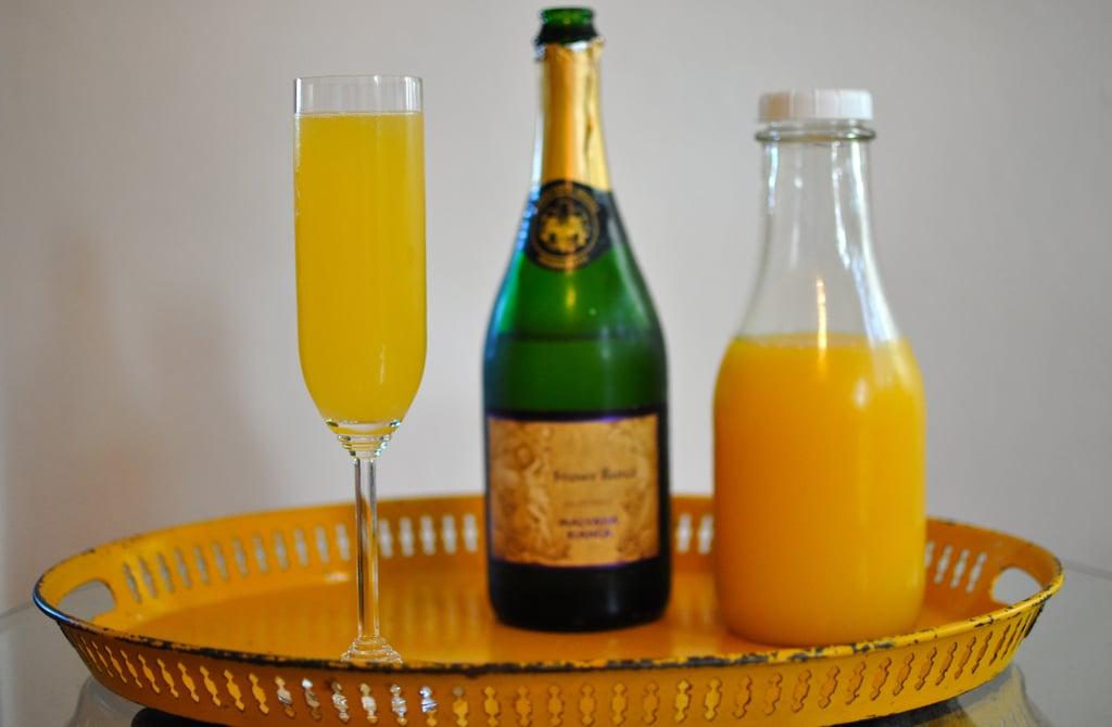 Classic Mimosas