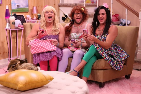"""Here Are the Other Celebrity Guests Who Have Been in Jimmy Fallon's """"Ew!"""" Skit"""