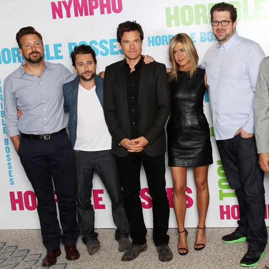Jennifer Aniston Pictures at London Horrible Bosses Photo Call