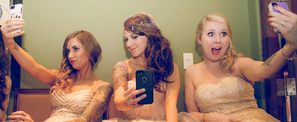 7 Ways to Use Snapchat as a Bride on Your Wedding Day