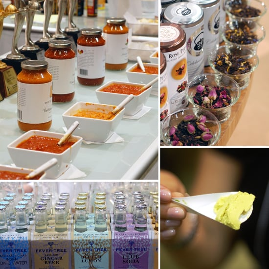 Behind the Scenes at the 2012 Winter Fancy Food Show