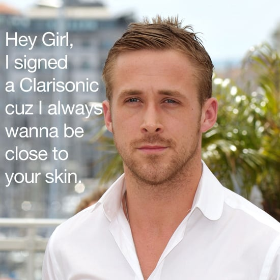 Bid on a Clarisonic Signed by Ryan Gosling