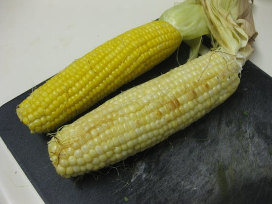 Would You Rather Eat Yellow or White Corn?