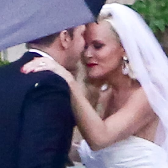 Jenny McCarthy and Donnie Wahlberg Wedding Pictures