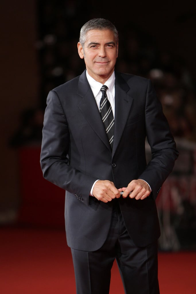 George Clooney at the 2009 Rome Film Festival