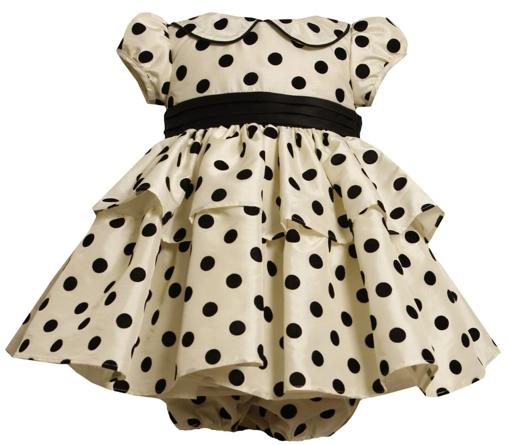 Bonnie Baby Dot Dress