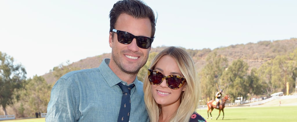 Lauren Conrad and William Tell Make an Adorable Debut as Husband and Wife