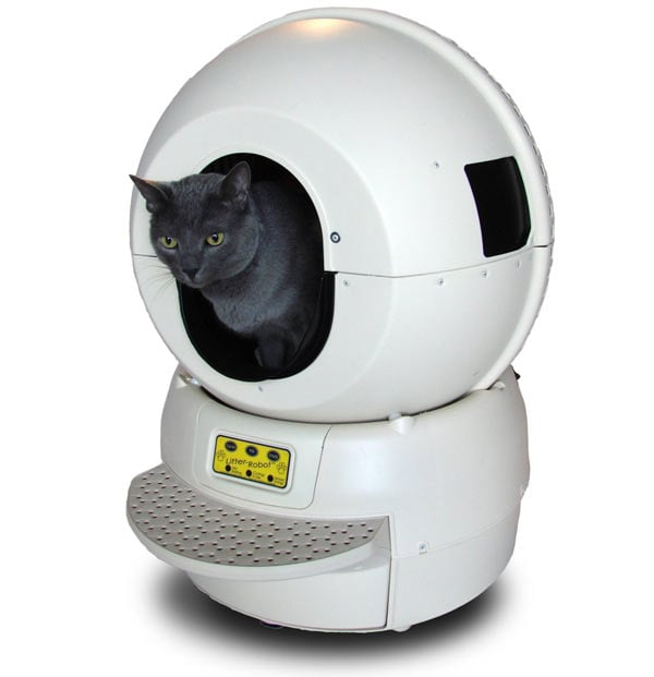 Litter Robot Automatic Self-Cleaning Litter Box