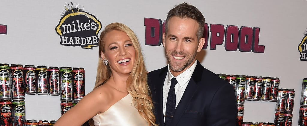 Blake Lively and Ryan Reynolds Hit the Red Carpet Together For the First Time Since Becoming Parents