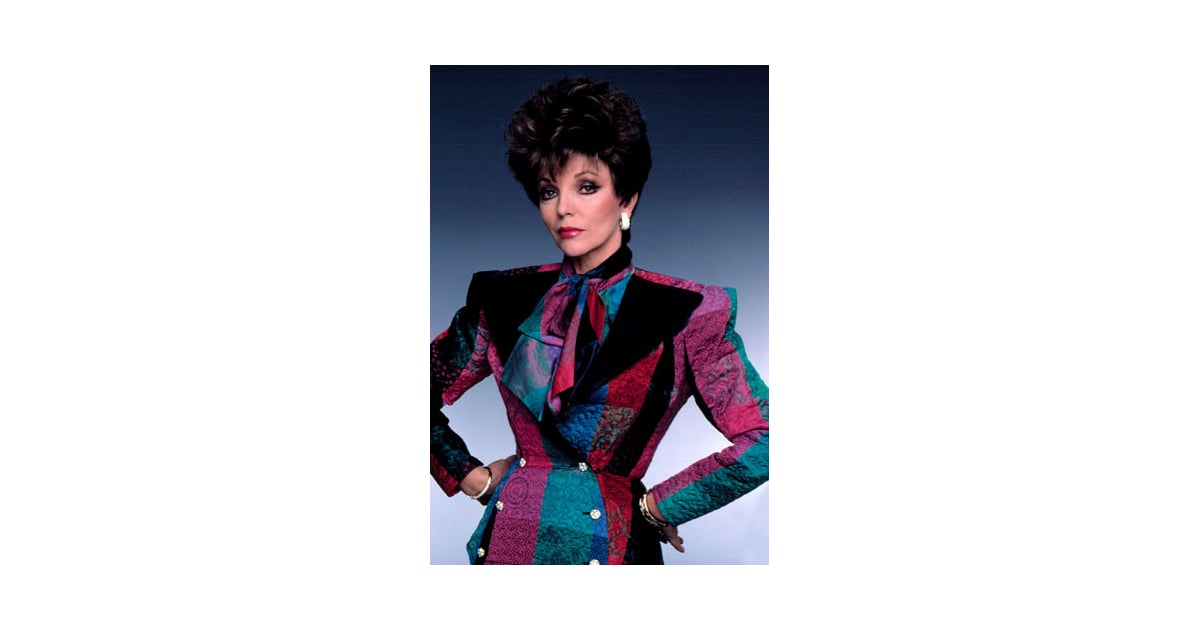 Shoulder Pads | 50 Totally Rad Trends From the '80s and ... - photo #21