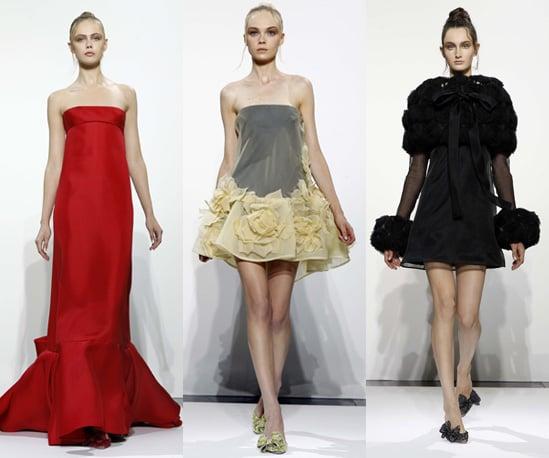 Photos of Valentino Autumn Couture Autumn 2010