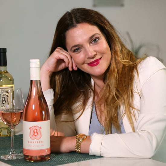 Drew Barrymore Talks About the Barrymore Rose Wine Release