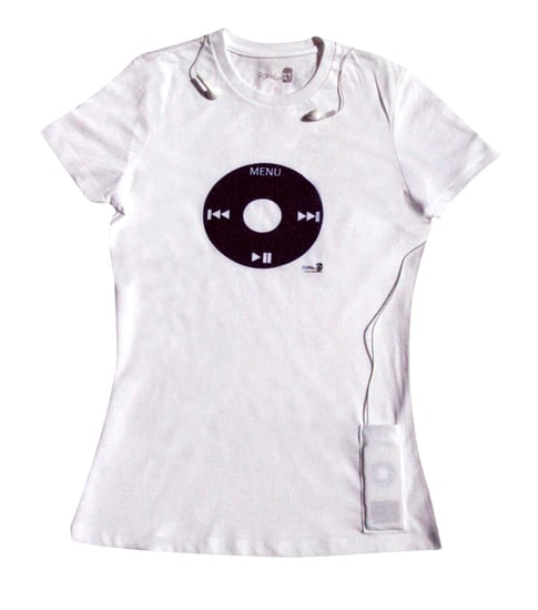 Love It or Leave It? Click Wheel Nano T-Shirt