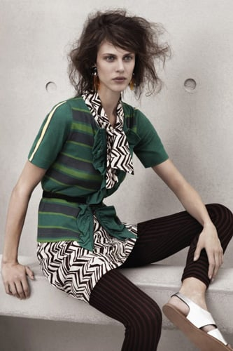 Fab Collab: Scope the Full Marni For H&M Look Book