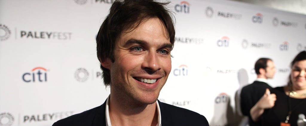 What Did Ian Somerhalder Love About Lost? Skinny-Dipping!