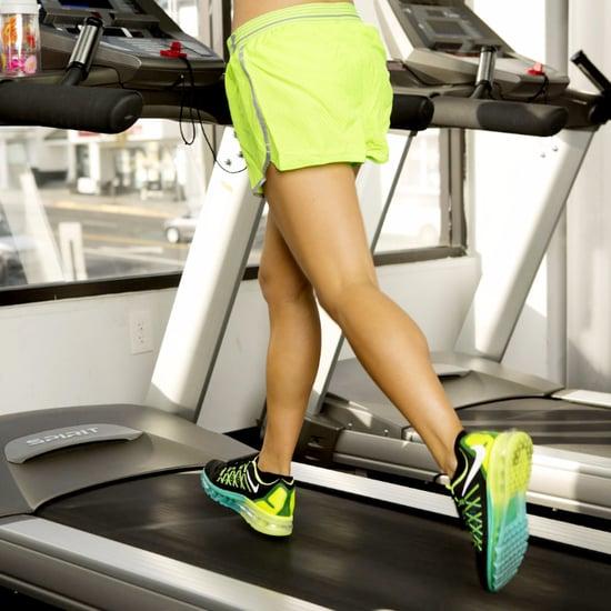 Negative-Split Treadmill Run   45 Minutes
