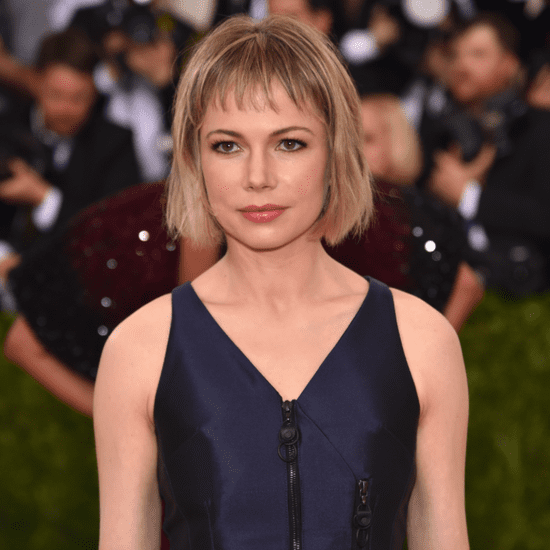 Michelle Williams at Met Gala 2016