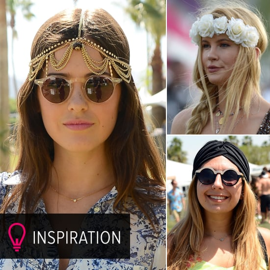 Catch the Hippest Beauty Looks Straight From Coachella