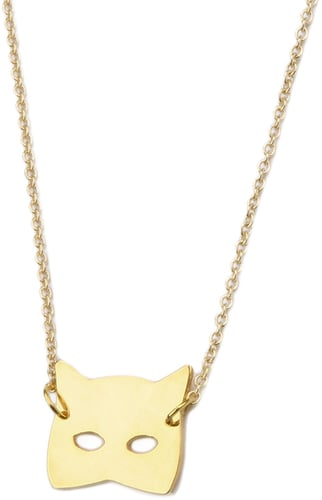 felicie aussi Cat Necklace