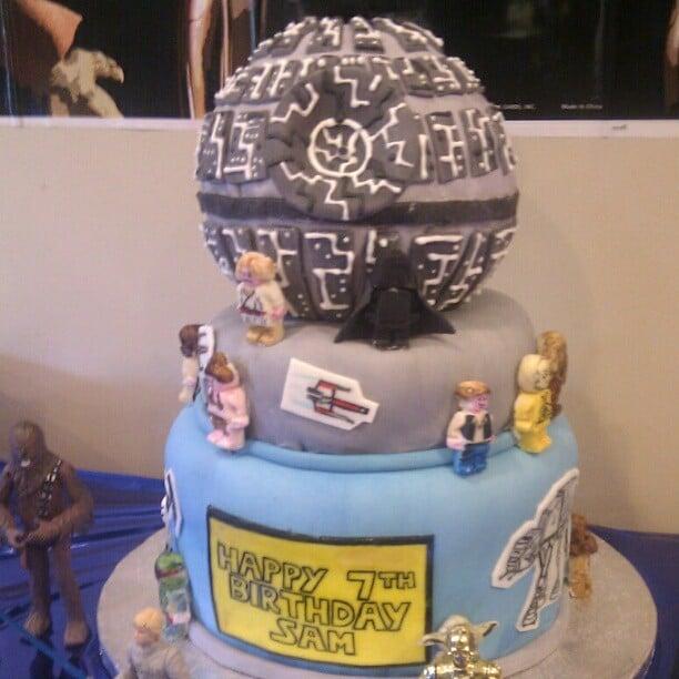 Baking Elaborate Birthday Cakes