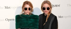 The 1 Type of Dress Mary-Kate and Ashley Olsen Are Always Shopping For