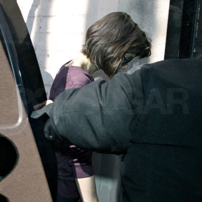 Katie Holmes at The Grill in Beverly Hills