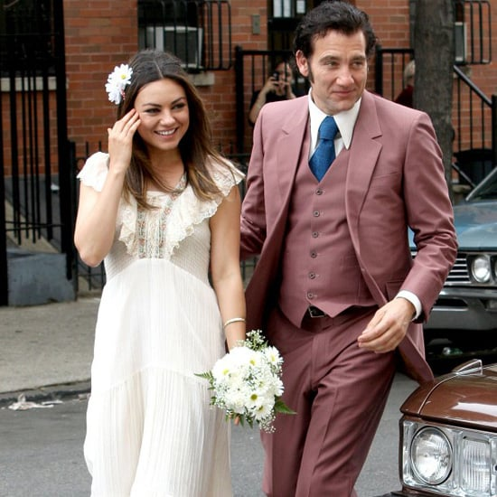 Mila Kunis Wedding Dress in Blood Ties