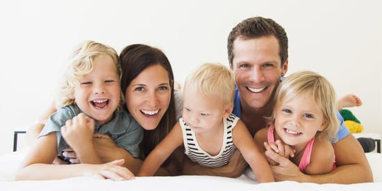 8 Habits Of Extraordinarily Healthy Families