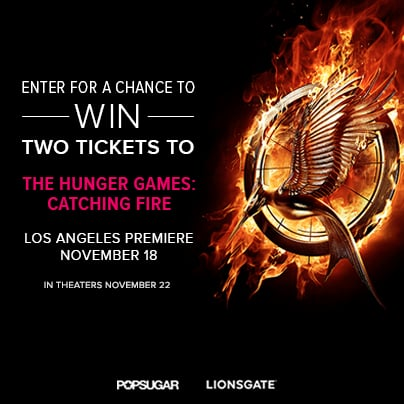 Enter For a Chance to Win Two Tickets to The Hunger Games: Catching Fire Los Angeles Premiere