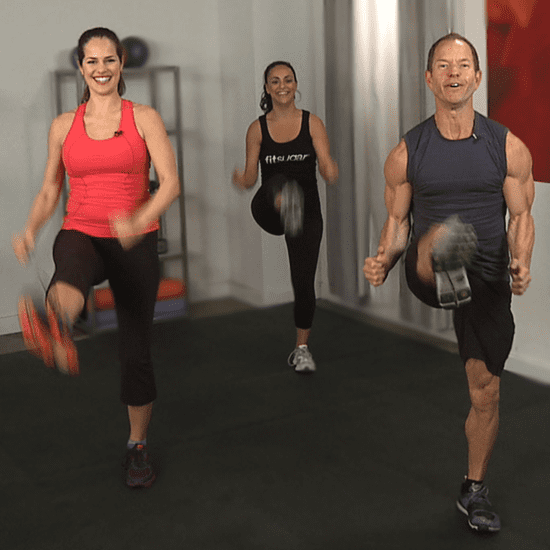 10-Minute Abs Workout With Celebrity Trainer Teddy Bass