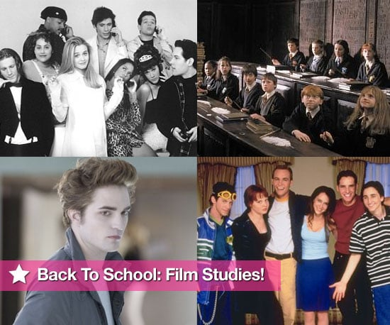 Back to School: Slideshow Of British and American High School Movies