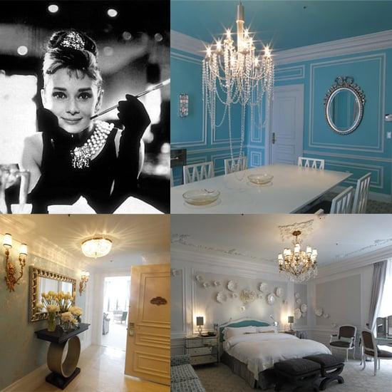 St. Regis Hotel's Tiffany Suite Debuts 2011-06-14 11:20:41
