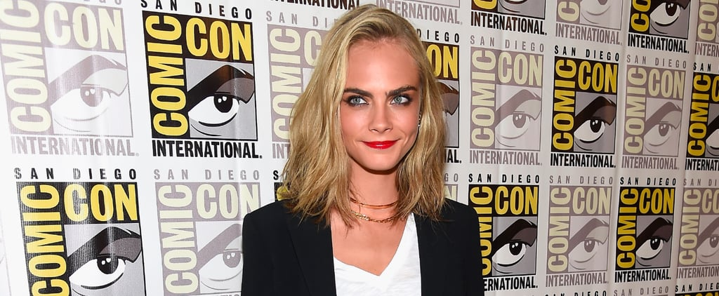 If Cara Delevingne Can't Convince You to Chop Your Hair Shorter, Nobody Can