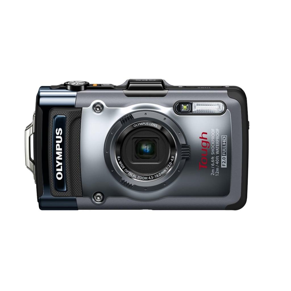 Olympus TG-1iHS Waterproof Digital Camera