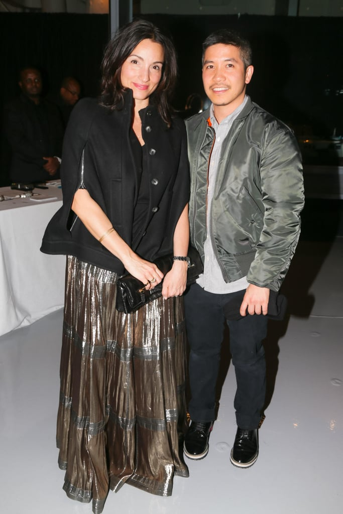Maria Borromeo and Thakoon Panichgul