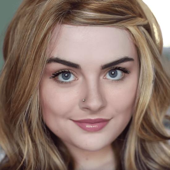 Bisexual Makeup Tutorial Video