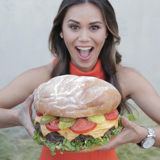 Giant Burger Recipe