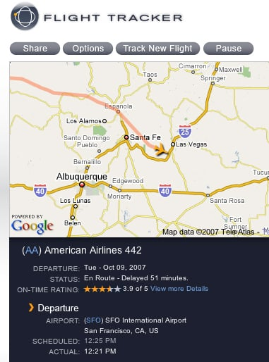 Geek Tip: Use FlightStats for Detailed Arrival and Departure Info