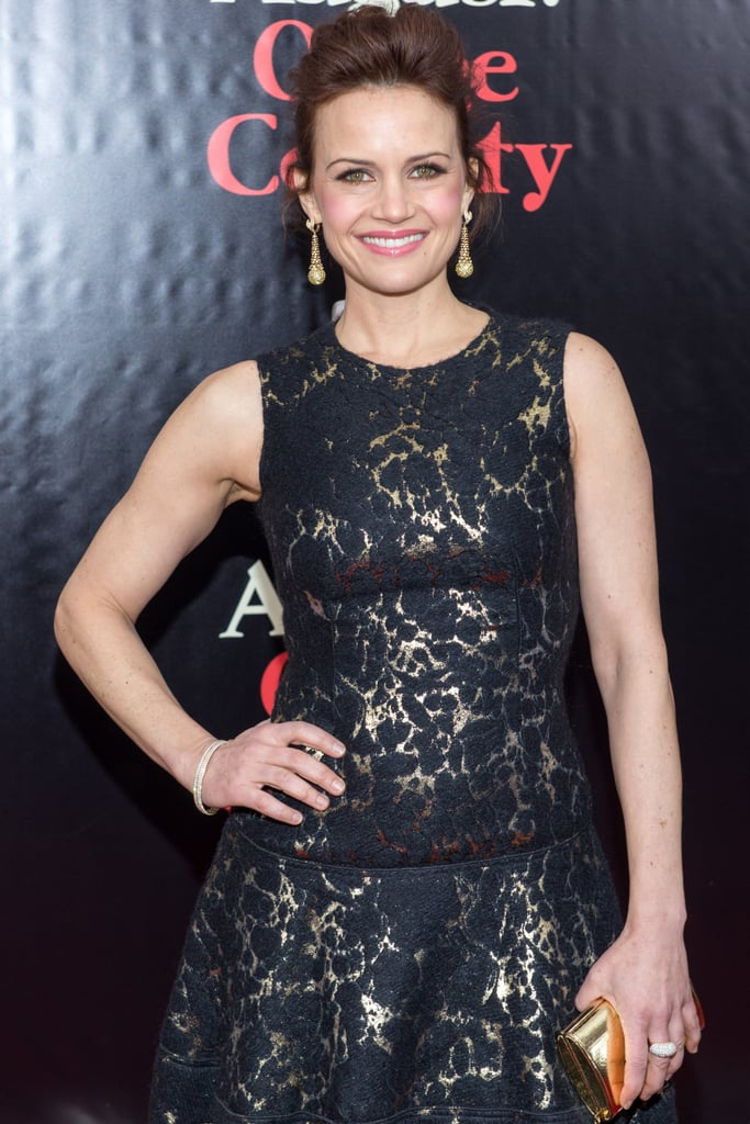Carla Gugino joined San Andreas, Dwayne Johnson's next action film, as the female lead.