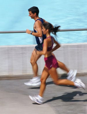 Fit Tip: Don't Be So Competitive All the Time