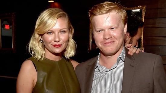 Kirsten Dunst Spotted Getting Close With Her 'Fargo' Co-Star Jesse Plemons After Garrett Hedlund Breakup