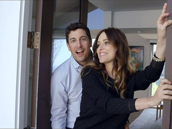 Throwback Home Tour: Jason Biggs and Jenny Mollen Only Use Their Screening Room to Watch The Bachelor