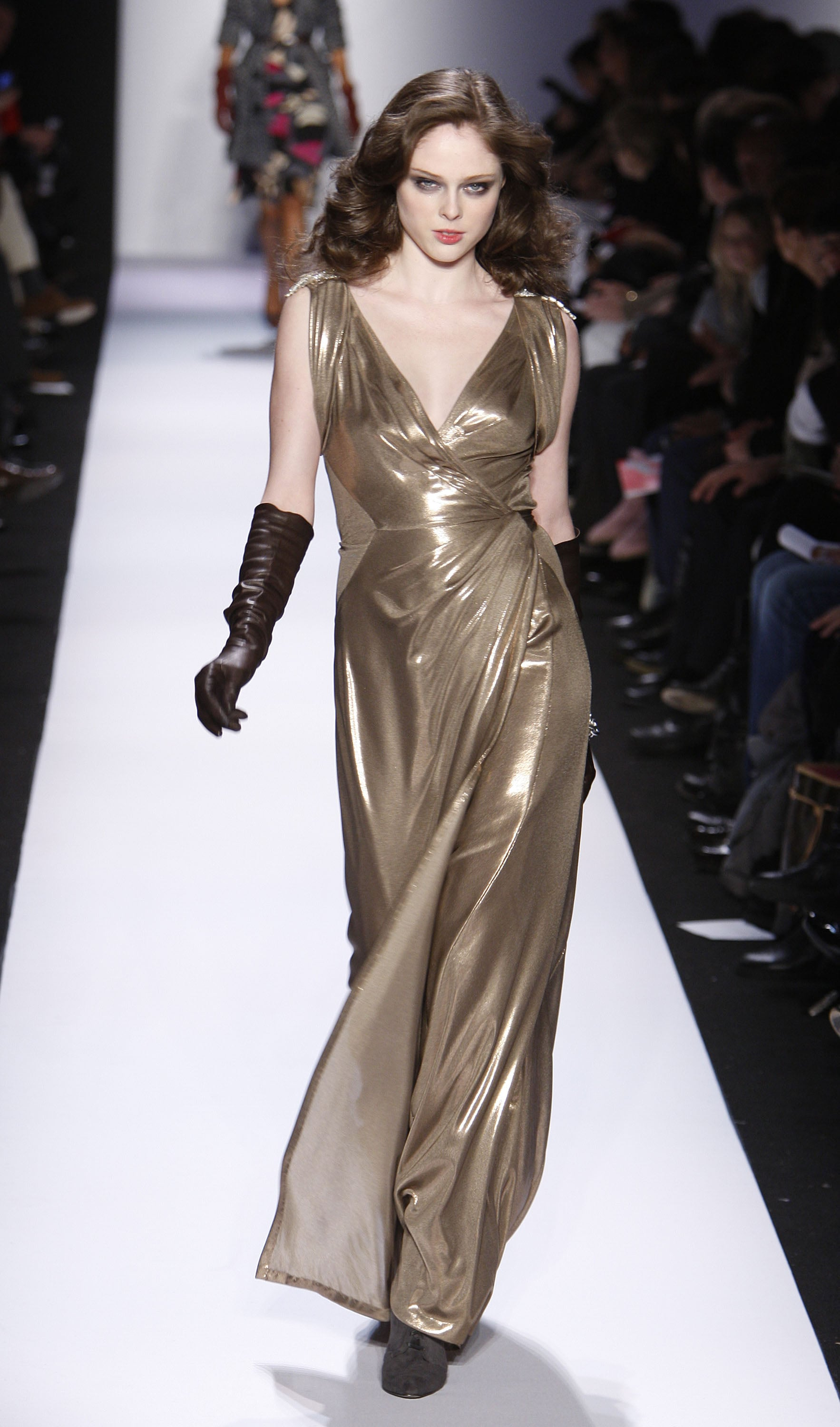 New York Fashion Week, Fall 2008: Diane von Furstenberg