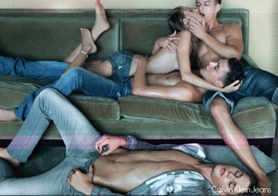 Calvin Klein Gets Censored From Showing Racy Calvin Klein Jeans Commercial in the US