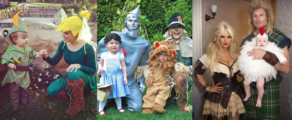 See How Celeb Tots Have Spent Their Halloween!