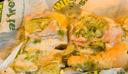 Child Finds Glass in Subway Sandwich