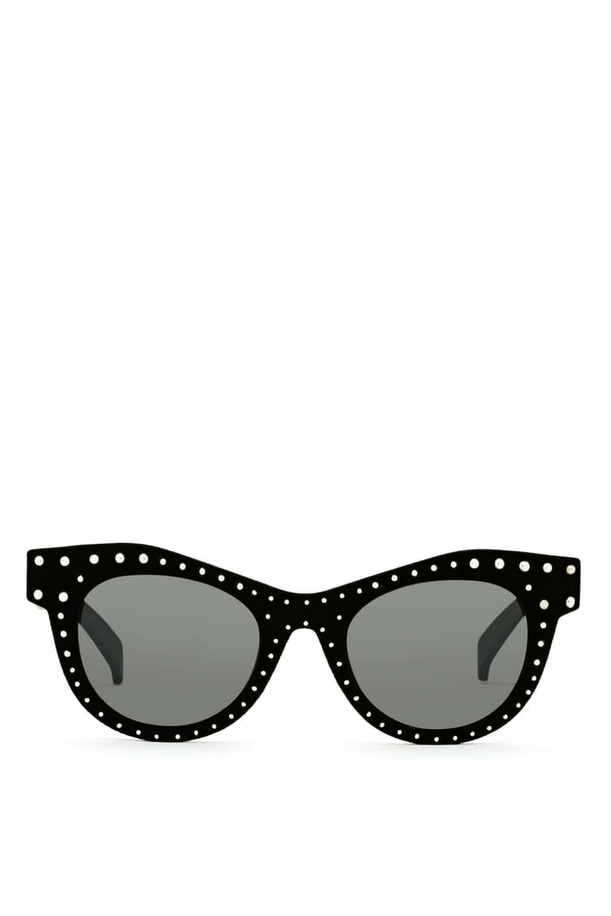 Italia Independent I-V Rock Studded Shades ($227)